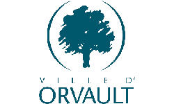logo mairie Orvault